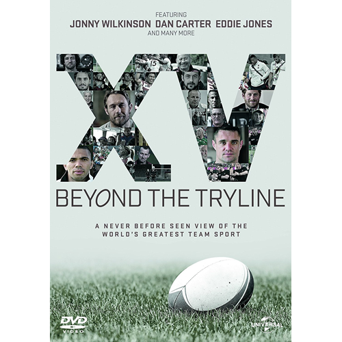 XV: Beyond The Tryline (UK-import) (DVD)