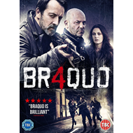 Braquo - Sesong 4 (UK-import) (DVD)