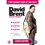 David Brent - Life On The Road (UK-import) (DVD)
