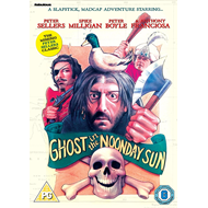 Ghost In The Noonday Sun (UK-import) (DVD)