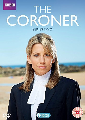 The Coroner - Sesong  2 (UK-import) (DVD)