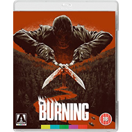 The Burning (UK-import) (Blu-ray + DVD)
