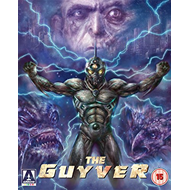 The Guyver (UK-import) (Blu-ray + DVD)