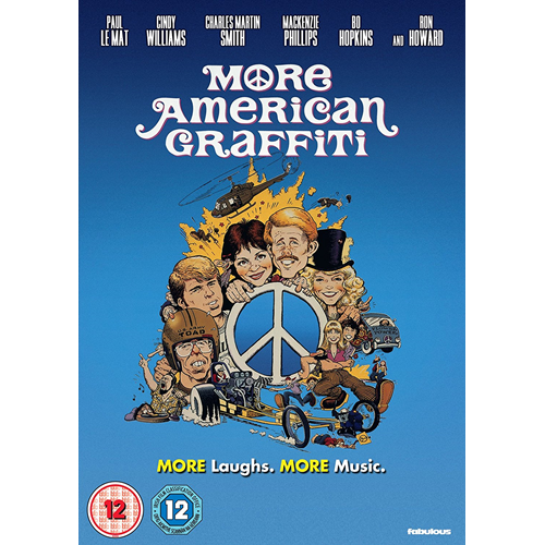 More American Graffiti (UK-import) (DVD)
