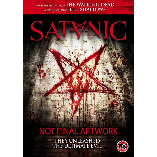 Satanic (UK-import) (DVD)