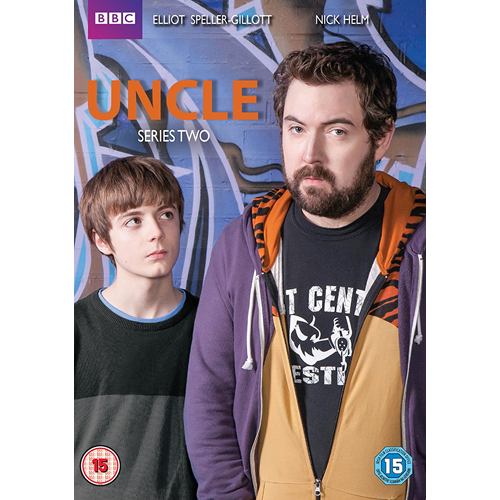 Uncle - Sesong 2 (UK-import) (DVD)