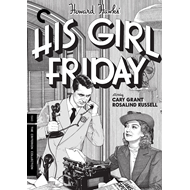 His Girl Friday - Criterion Collection (DVD - SONE 1)