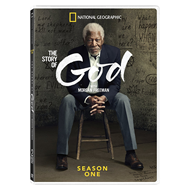 The Story Of God - With Morgan Freeman: Sesong 1 (DVD - SONE 1)