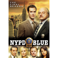 NYPD Blue - Sesong 12 (DVD - SONE 1)