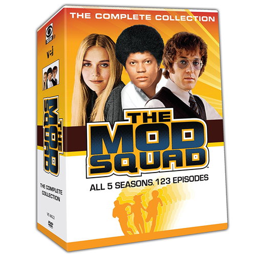 The Mod Squad: The Complete Collection (DVD - SONE 1)