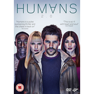 Humans - Sesong 2 (UK-import) (DVD)