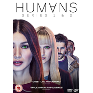 Humans - Sesong 1 & 2 (UK-import) (DVD)
