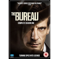 The Bureau - Sesong 1 (UK-import) (DVD)