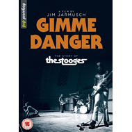 The Stooges - Gimme Danger: The Story Of The Stooges (UK-import) (DVD)