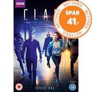 Produktbilde for Class - Sesong 1 (UK-import) (DVD)