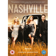 Nashville - Sesong 4 (UK-import) (DVD)