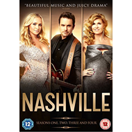 Nashville - Sesong 1-4 (UK-import) (DVD)