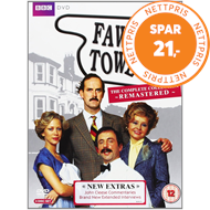 Produktbilde for Fawlty Towers / Hotell I Særklasse - Complete Series (UK-import) (DVD)