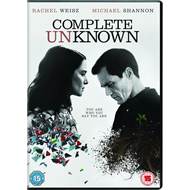 Complete Unknown (UK-import) (DVD)