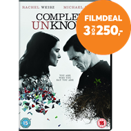 Produktbilde for Complete Unknown (UK-import) (DVD)