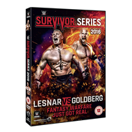 WWE: Survivor Series 2016 (UK-import) (DVD)