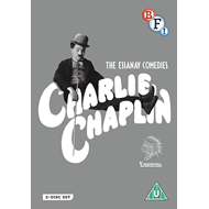 Charlie Chaplin: The Essanay Comedies (UK-import) (DVD)