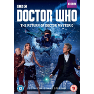 Doctor Who: The Return Of Doctor Mysterio - 2016 Christmas Special (UK-import) (DVD)