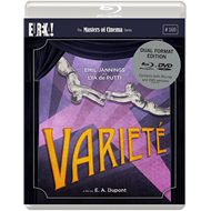 Varieté - The Masters Of Cinema Series (UK-import) (Blu-ray + DVD)