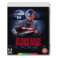 Blood Rage (UK-import) (Blu-ray + DVD)