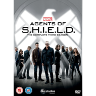 Agents Of S.H.I.E.L.D. - Sesong 3 (UK-import) (DVD)