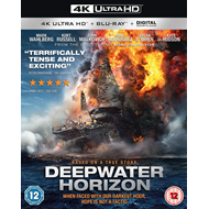 Deepwater Horizon (UK-import) (4K Ultra HD + Blu-ray)