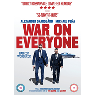 War On Everyone (UK-import) (DVD)