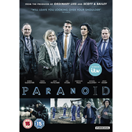 Paranoid - Sesong 1 (UK-import) (DVD)