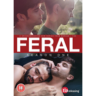 Feral - Sesong 1 (UK-import) (DVD)