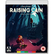 Raising Cain (UK-import) (Blu-ray + DVD)