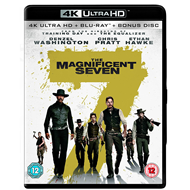 The Magnificent Seven (UK-import) (4K Ultra HD + Blu-ray)
