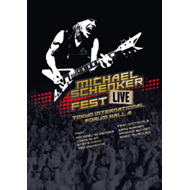 Michael Schenker's Temple Of Rock - Fest: Live Tokyo International Forum (DVD)