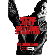 The Walking Dead - Sesong 7 (DVD)