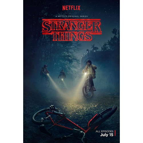 Stranger Things - Sesong 1 (DVD)