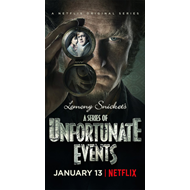 Lemony Snicket's A Series Of Unfortunate Events - Sesong 1 (DVD)