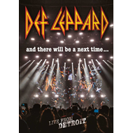 Def Leppard - And There Will Be A Next Time...Live From Detroit (DVD)