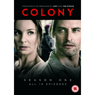 Colony - Sesong 1 (UK-import) (DVD)