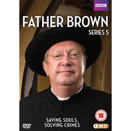 Father Brown - Sesong 5 (UK-import) (DVD)