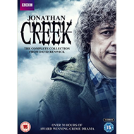 Jonathan Creek: The Complete Collection (UK-import) (DVD)