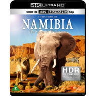 Namibia - The Spirit Of Wilderness (UK-import) (4K Ultra HD + Blu-ray)