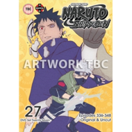 Produktbilde for Naruto - Shippuden: Collection - Volume 27 (UK-import) (DVD)
