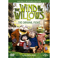 The Wind In The Willows (UK-import) (DVD)