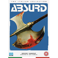 Absurd (UK-import) (DVD)
