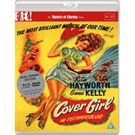 Produktbilde for Cover Girl - The Masters Of Cinema Series (UK-import) (Blu-ray + DVD)