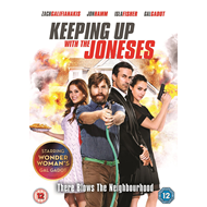 Keeping Up With The Joneses (UK-import) (DVD)